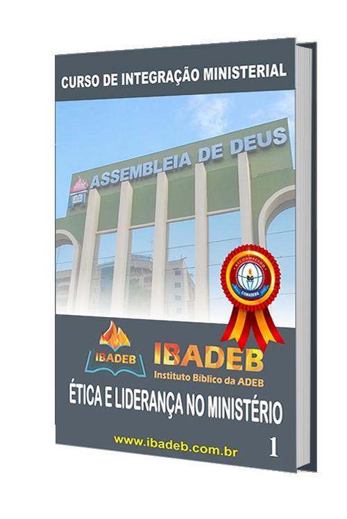 Livro 01 - CIM - Ética e Liderança no Ministério