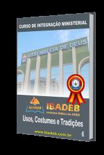 Livro 04 - CIM - Usos, Costumes e Tradições no Ministério