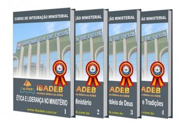 Livros do Curso de Integração Ministerial - CIM