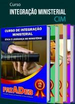 Kit  de Livros do Curso de Integração Ministerial - CIM