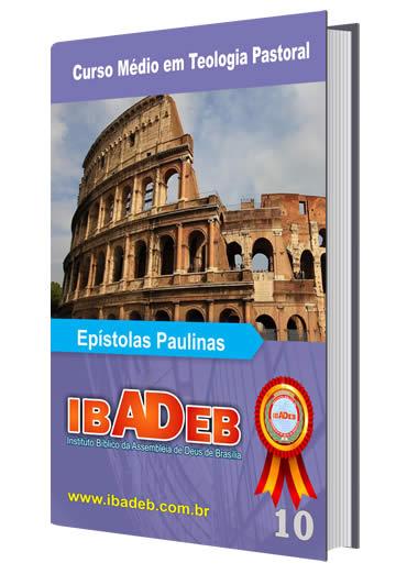 Livro 10 - CMT - Epístolas Paulinas