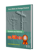 Livro 11 - CMAT - Epístolas aos Hebreus